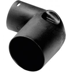 Raccord angulaire tournant antistatique D 27 DAG/90°-AS Festool 456806