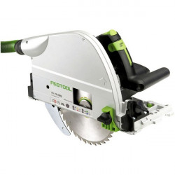 Scie plongeante 75 mm Festool TS 75 EBQ-Plus