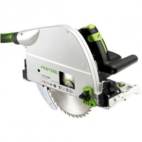 Scie plongeante 75 mm Festool TS 75 EBQ-Plus
