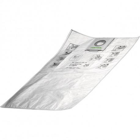 Sac filtre SELFCLEAN SC FIS-CT MINI/5 Festool 498410