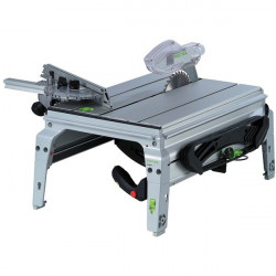 Scie semi-stationnaire PRECISIO CS 50 EB-FLOOR 230V Festool 561206
