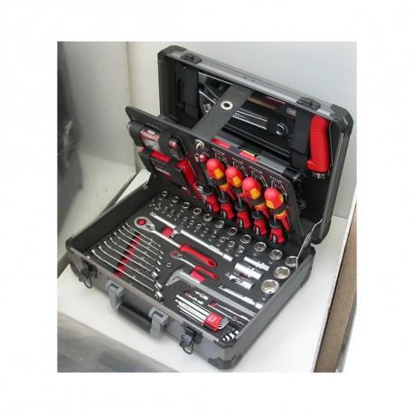 Coffret complet de dépannage 35 pièces HEXEL H135