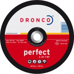 Dronco - Disque à ébarber Ø125mm A 30 T