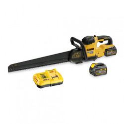 Scie Alligator 450mm sans fil DeWALT 54V XR FlexVolt DCS398T2