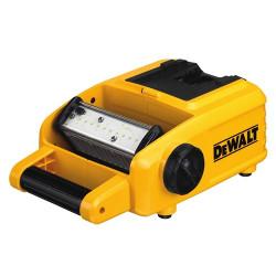 Projecteur de chantier sans fil DeWALT 18V Li-Ion (machine nue) DCL060