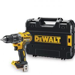 Perceuse COMPACT sans fil DeWALT 18V Li-Ion moteur sans charbon (machine nue) DCD791NT