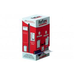 Distributeur de lingettes et pansements Reflex - Farmor