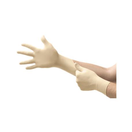 Boîte de 100 gants lates caoutchouc TouchNTuff 69210 - Taille L