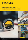 Stanley - Solutions PRO 2017