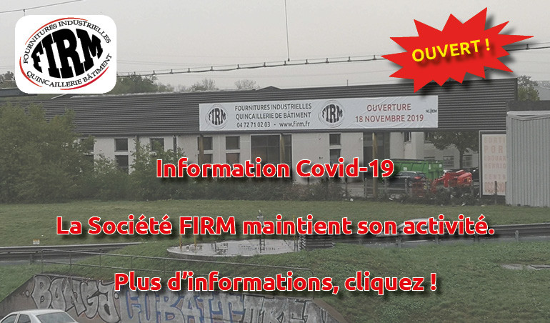 FIRM - Information Covid-19