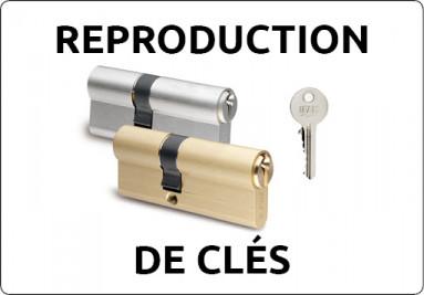 Service de reproduction de clés