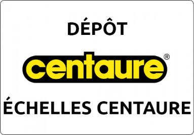 Dépôt échelles Centaure