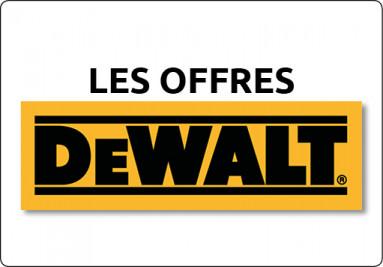Offres chocs DeWALT